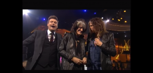 That Time Joe Perry Surprised Steven Tyler On His Birthday