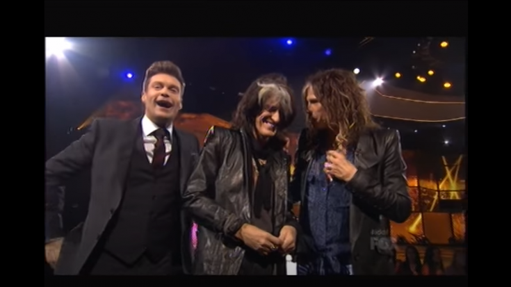 That Time Joe Perry Surprised Steven Tyler On His Birthday | Society Of Rock Videos