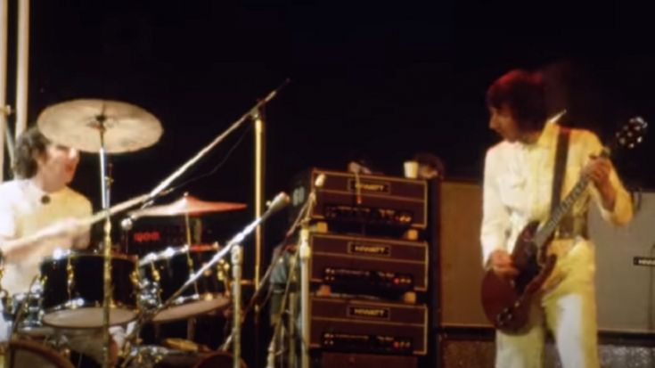 The Who Releases Video Of Their 1970 Isle Of Wight Appearance