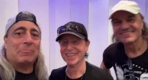 Scorpions Release New Studio Update