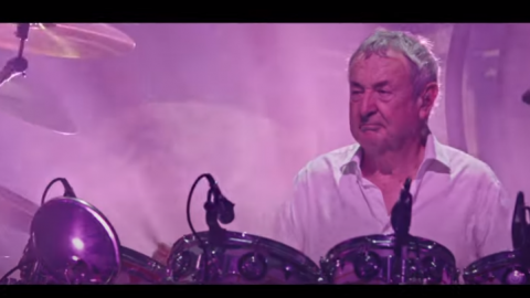 """Pink Floyd's Nick Mason Releases Live Performance Of """"See Emily Play"""" 