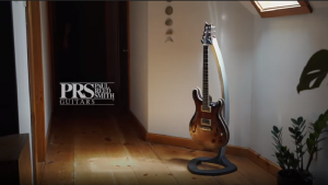 Guitar Company PRS Unveils Floating Guitar Stand