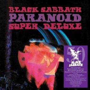 "Black Sabbath's 1970 Album ""Paranoid"" Will Get Vinyl Box Set Treatment"
