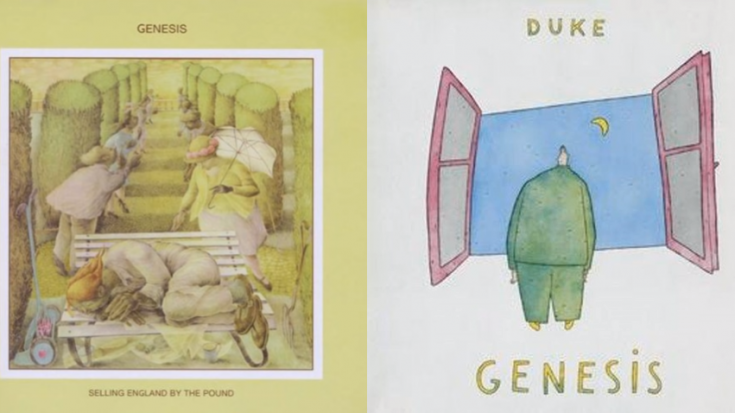 '70s Genesis vs. '80s Genesis: Which Era Was Better? | Society Of Rock Videos