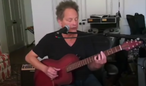 Lindsey Buckingham Sings For The First Time Since Heart Surgery
