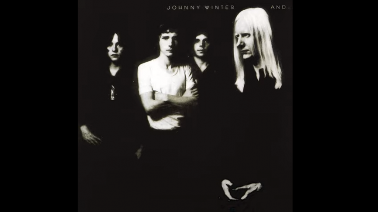 "Album Review: ""And"" By Johnny Winter 