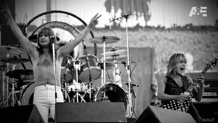 Ozzy Osbourne Recalls Meeting Randy Rhoads In Documentary Preview   Society Of Rock Videos
