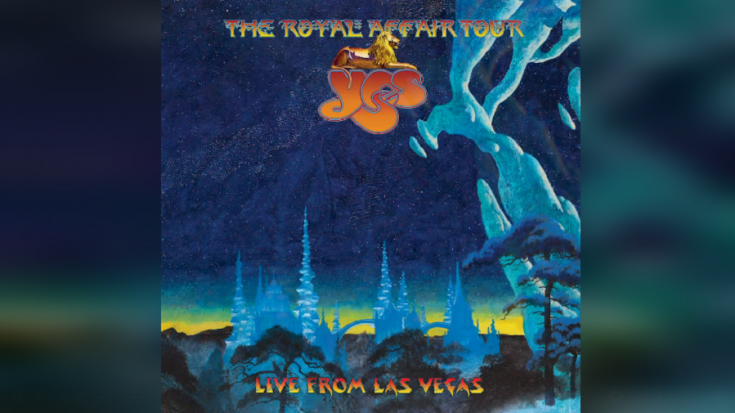 """Yes Announces Release Of """"The Royal Affair Tour"""" Live Album 