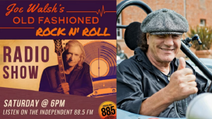 Joe Walsh And Brian Johnson Joke About Forming A Supergroup With Robert Plant