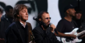 """Relive The Time Ringo Starr Performed With Paul McCartney For """"With A Little Help From My Friends"""""""