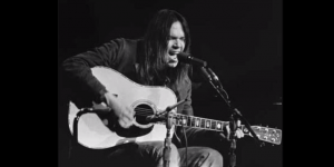 Neil Young To Release Bootleg Series For 1970 Carnegie Hall Performance