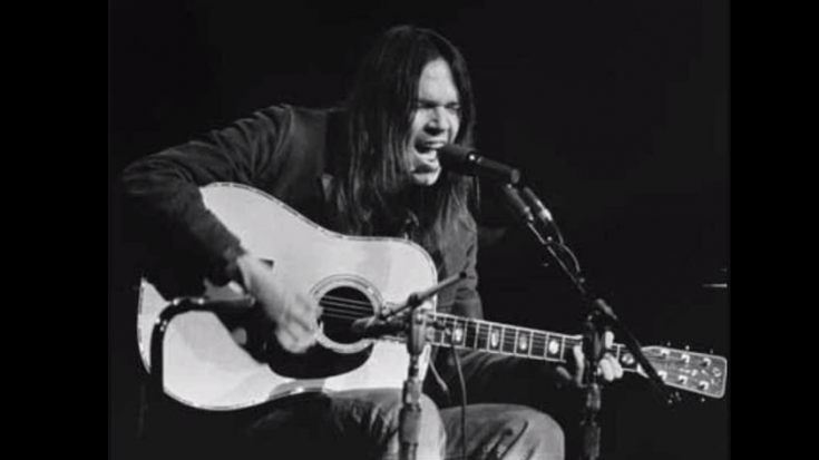 Neil Young To Release Bootleg Series For 1970 Carnegie Hall Performance | Society Of Rock Videos