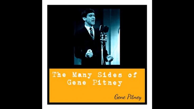 10 Career Highlights Of Gene Pitney | Society Of Rock Videos