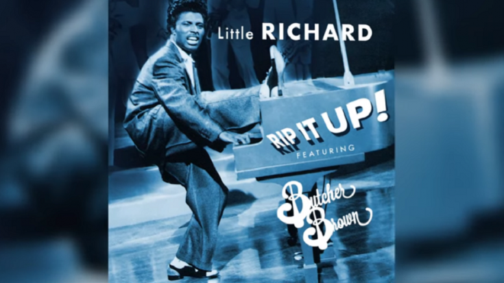 "Little Richard's ""Rip It Up"" Will Be ""Monday Night Football"" Theme 