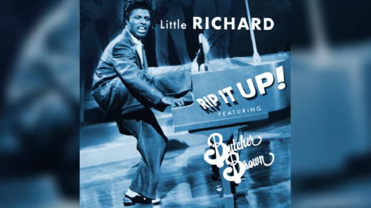 "Little Richard's ""Rip It Up"" Will Be ""Monday Night Football"" Theme"