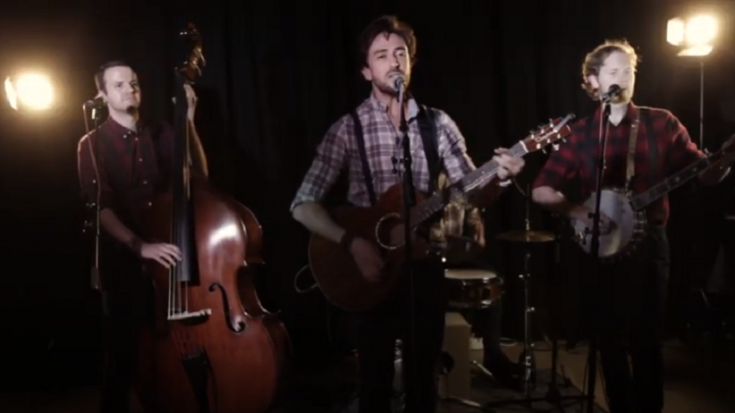 """Bluegrass Style Cover Of The Eagles' """"Take It Easy"""" 