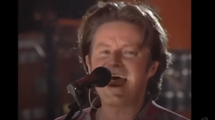 "Watch The 1994 Acoustic Performance Of ""Hotel California"" By Eagles 