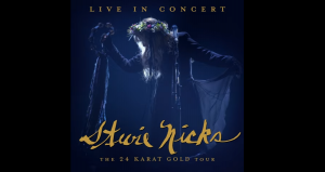 "Stevie Nicks Announces ""24 Karat Gold"" Concert Film"