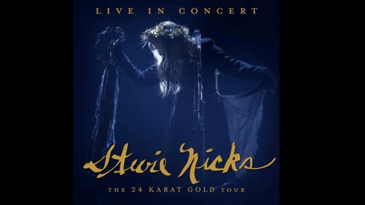 "Stevie Nicks Announces ""24 Karat Gold"" Concert Film   Society Of Rock Videos"