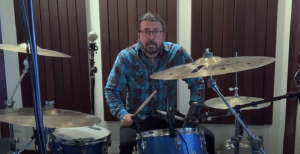 Dave Grohl Releases New Song For 10yr Old  Drummer Nandi Bushell