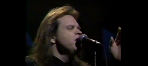 Relive Meat Loaf's 1994 Late Night Performance