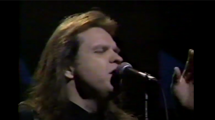 Relive Meat Loaf's 1994 Late Night Performance | Society Of Rock Videos