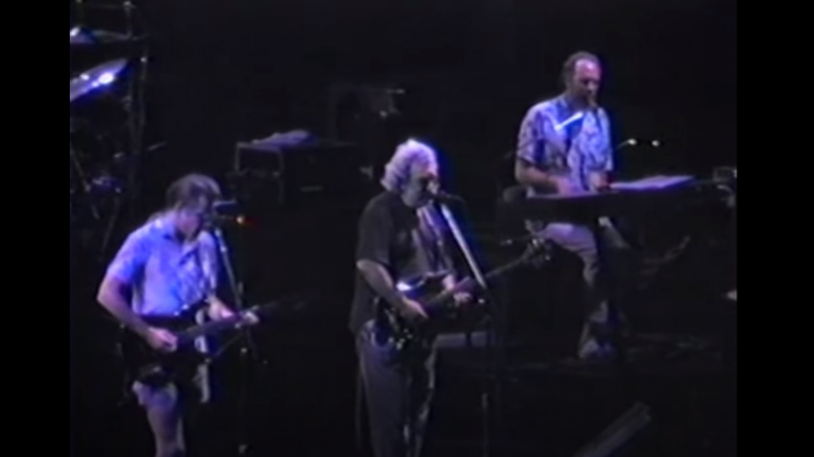 Relive The First Show Of Bruce Hornsby With The Grateful Dead