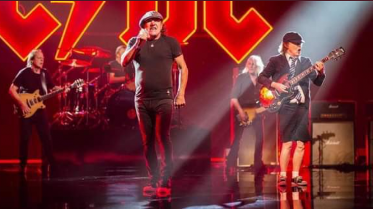 New Photos Of AC/DC Rumored To Be For A New Music Video | Society Of Rock Videos