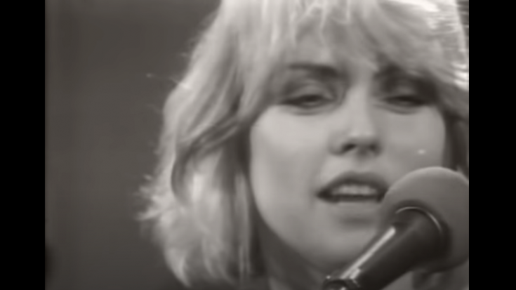 Debbie Harry Shows US Audience The Punk Pogo Dance In 1978 | Society Of Rock Videos