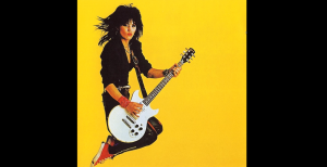 Joan Jett's Albums Will Be Graphic Novels