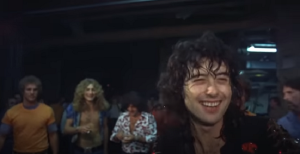 Watch A 1973 Summer Backstage Sneak Peek Of Led Zeppelin