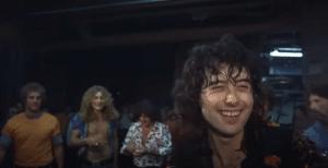 Watch A 1973 Summer Backstage Sneak Peek Of Led Zeppelin