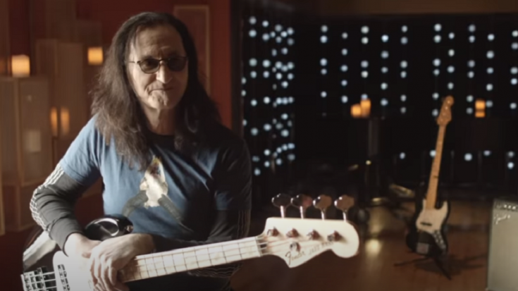 Geddy Lee On Rush's Longevity | Society Of Rock Videos