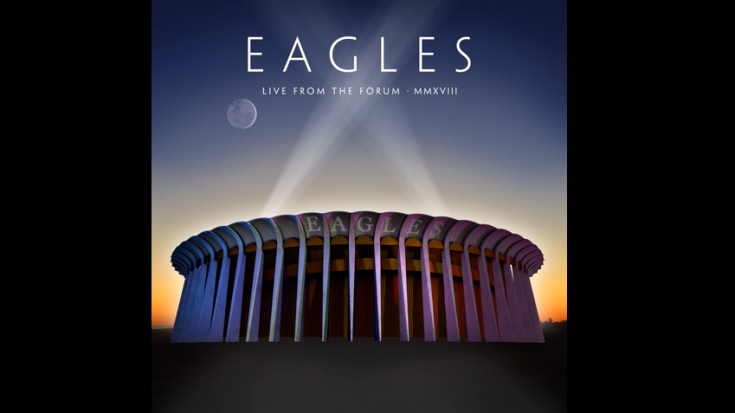 """Eagles Release New Live Version Of """"Take It Easy"""" 