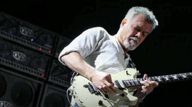 Pete Townshend Pays His Respects To Eddie Van Halen | Society Of Rock Videos