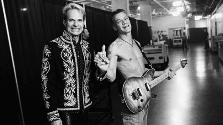 Van Halen Members React To Eddie's Death | Society Of Rock Videos