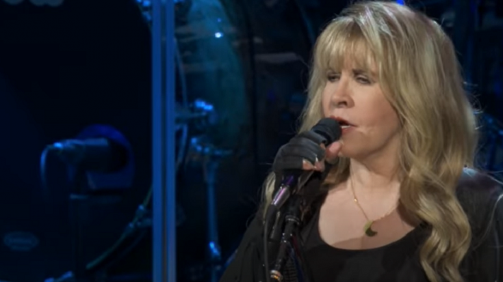 "Stevie Nicks Streams Performance Of ""Rhiannon"" From New Concert Film"