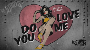 """The Struts Cover """"Do You Love Me?"""" By Kiss – Listen"""