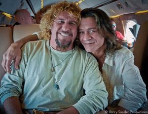 George Lopez Helped Sammy Hagar And Eddie Van Halen To Reconnect