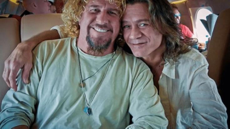 George Lopez Helped Sammy Hagar And Eddie Van Halen To Reconnect   Society Of Rock Videos