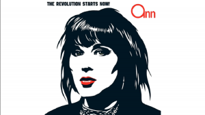"Heart's Ann Wilson Releases Solo Single ""The Revolution Starts Now"""