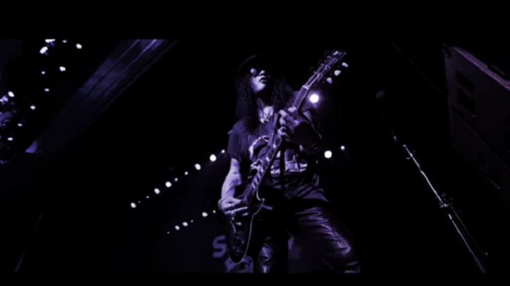 Slash Will Release A New Album Next Year | Society Of Rock Videos