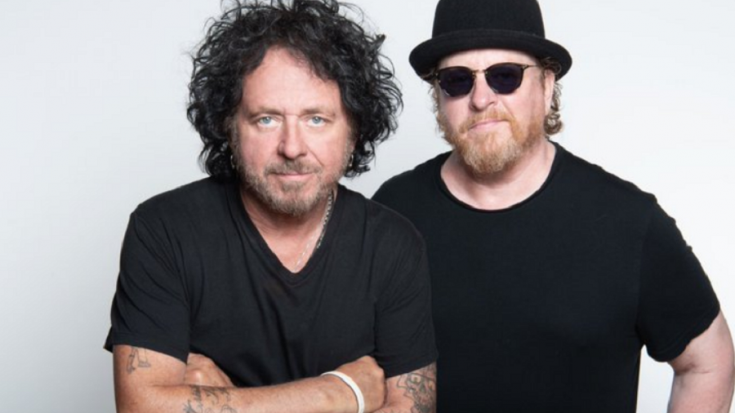 Toto Announces New Lineup And A Livestream Show | Society Of Rock Videos