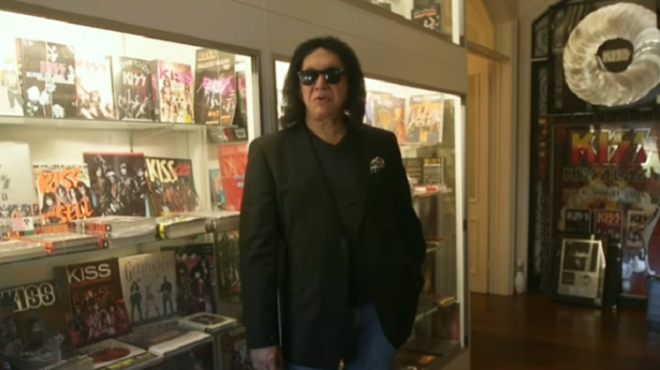 Gene Simmons Leaves Beverly Hills Because Of Taxes | Society Of Rock Videos