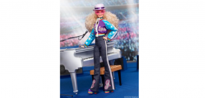 Elton John Has His Own Limited Edition Barbie Doll