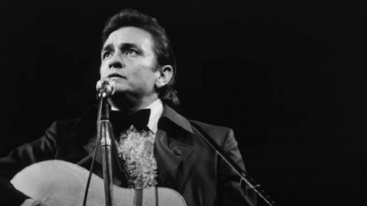 Expanded Edition Of Johnny Cash's 'Forever Words' Announced