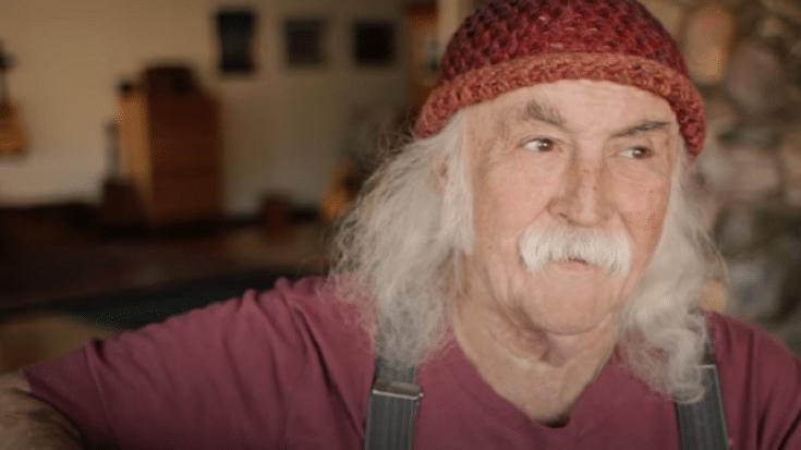 "David Crosby Calls Himself An ""Old Idiot"" For Eddie Van Halen Tweet   Society Of Rock Videos"