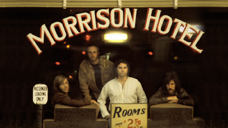 How The Doors Made An Album With A Hanging Prison Sentence For Jim Morrison