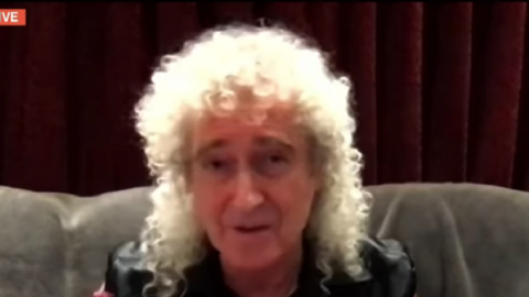 """Brian May Updates On His Health: """"Grateful To Be Alive"""""""