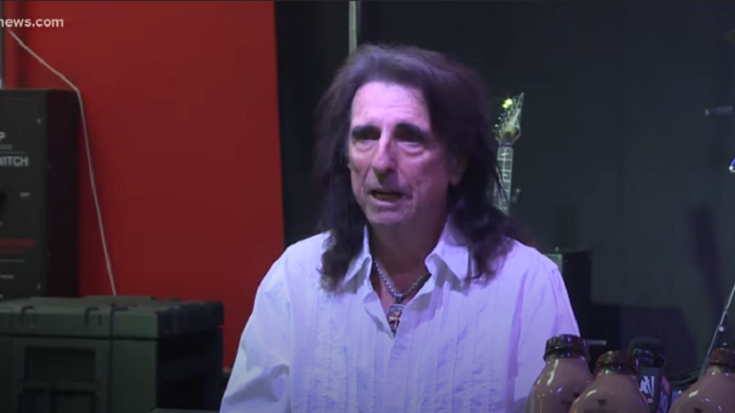 Alice Cooper To Judge New Show For Original Bands